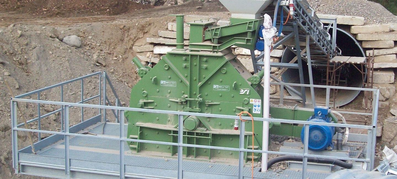 Tertiäre Prallmühlen PMC und PFC
