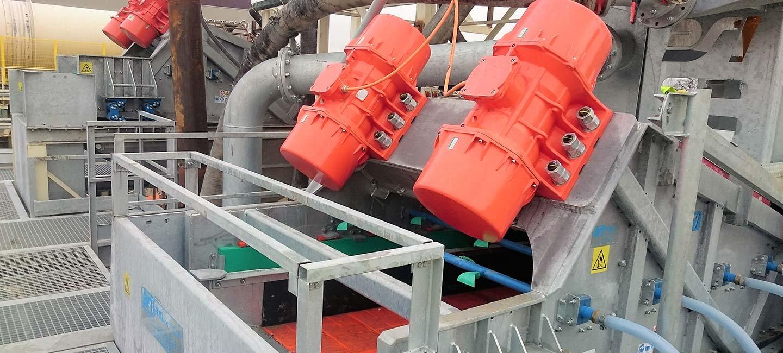 Entwässerungssiebe DWS Series - MANCANTE